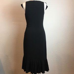 Laundry By Shelli Segal Dresses - LIKE NEW! Laundry ruffled Little Black Dress